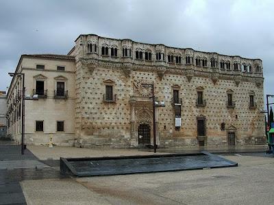 Guadalajara España palacio del Infantado