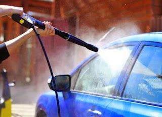 Peluang Usaha Cuci Mobil dan Motor