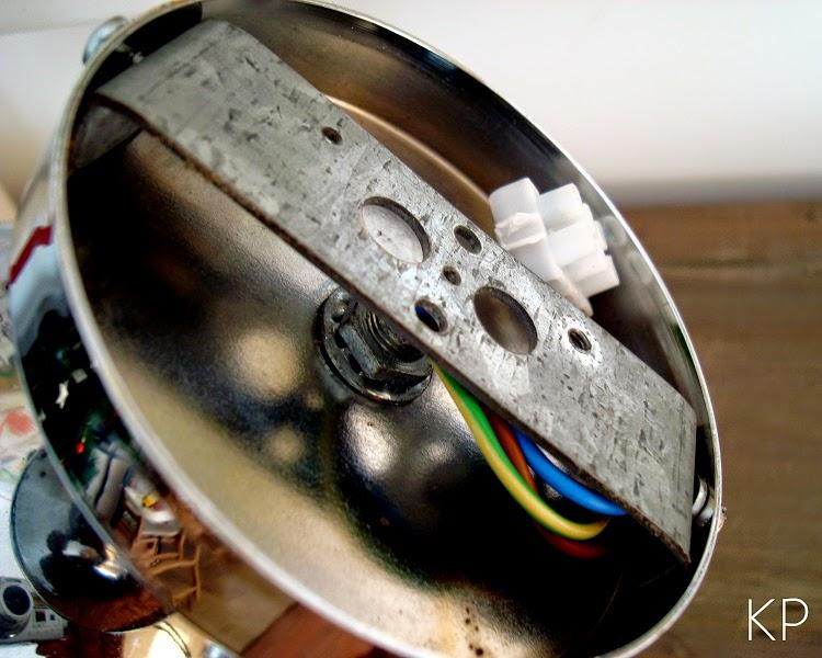 Lámparas y apliques vintage restaurados en valencia