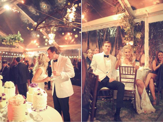 George ranch wedding