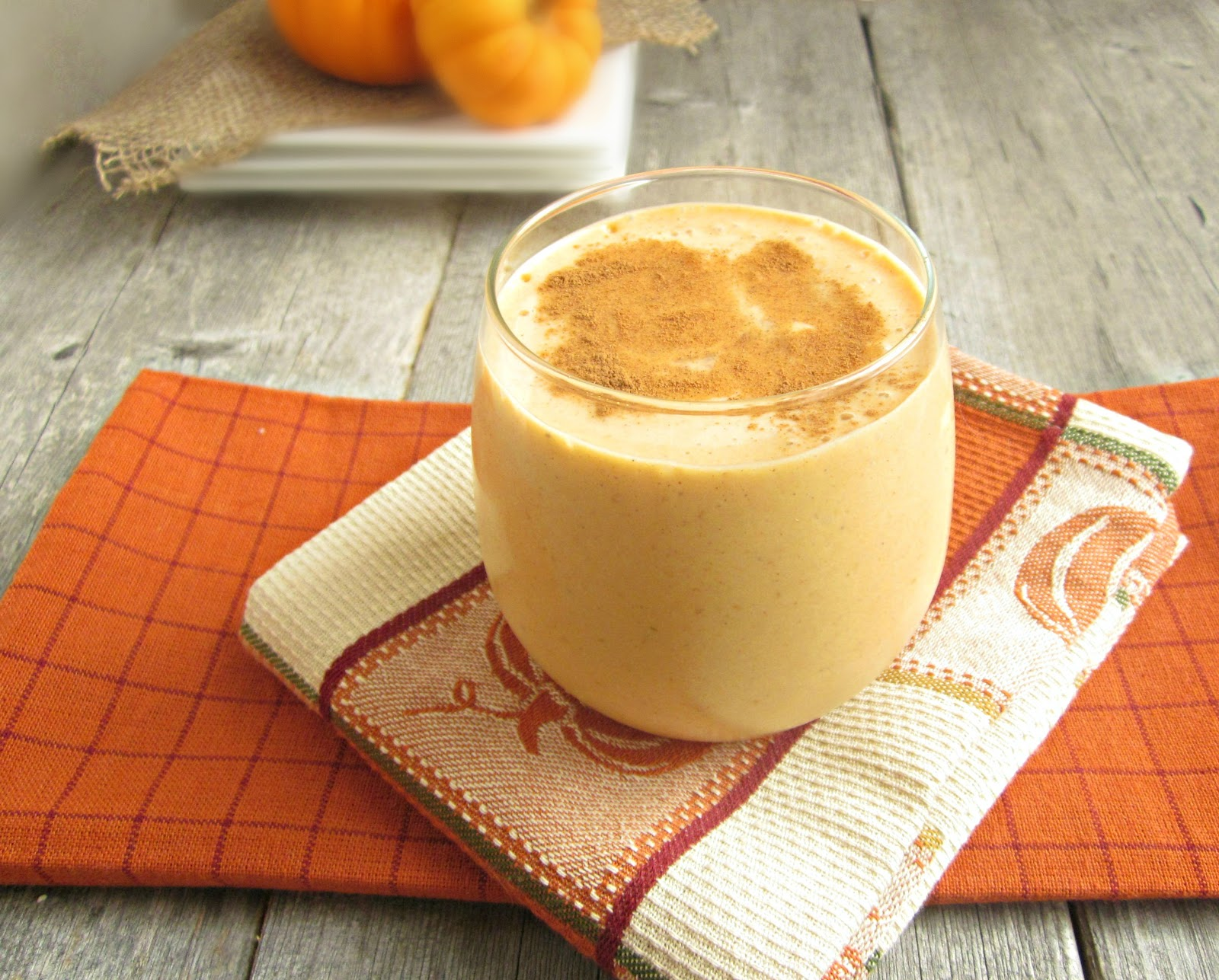 Hungry Couple: Pumpkin Pie Smoothie