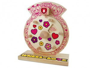 Wheel of Love Build and Grow Clinic For Kids at Lowes on February 9 {Free}