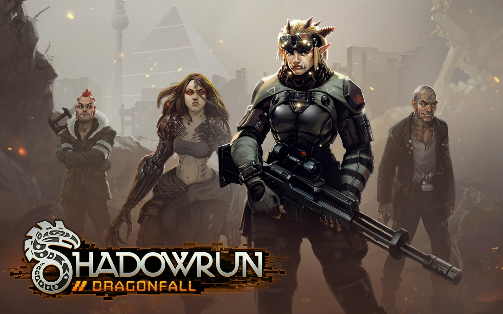 Shadowrun: Dragonfall - DC Apk Data