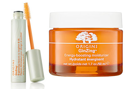 Origins, Origins ZingCare Prize Pack, Origins masara, Origins moisturizer, Origins GinZing Brightening Mascara to Lengthen & Lift, Origins GinZing Energy-Boosting Moisturizer, moisturizer, face cream, mascara, eye makeup, skin, skincare, skin care, giveaway, beauty giveaway, A Month of Beautiful Giveaways