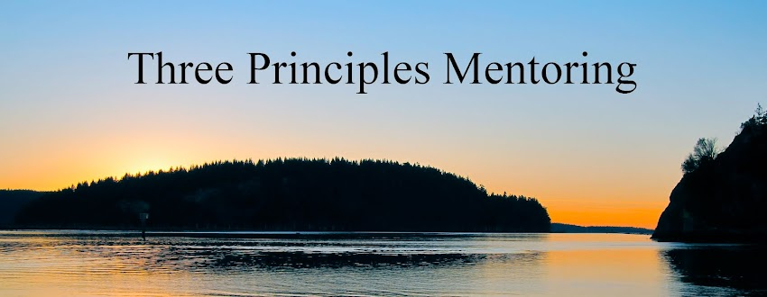 Three Principles Mentoring