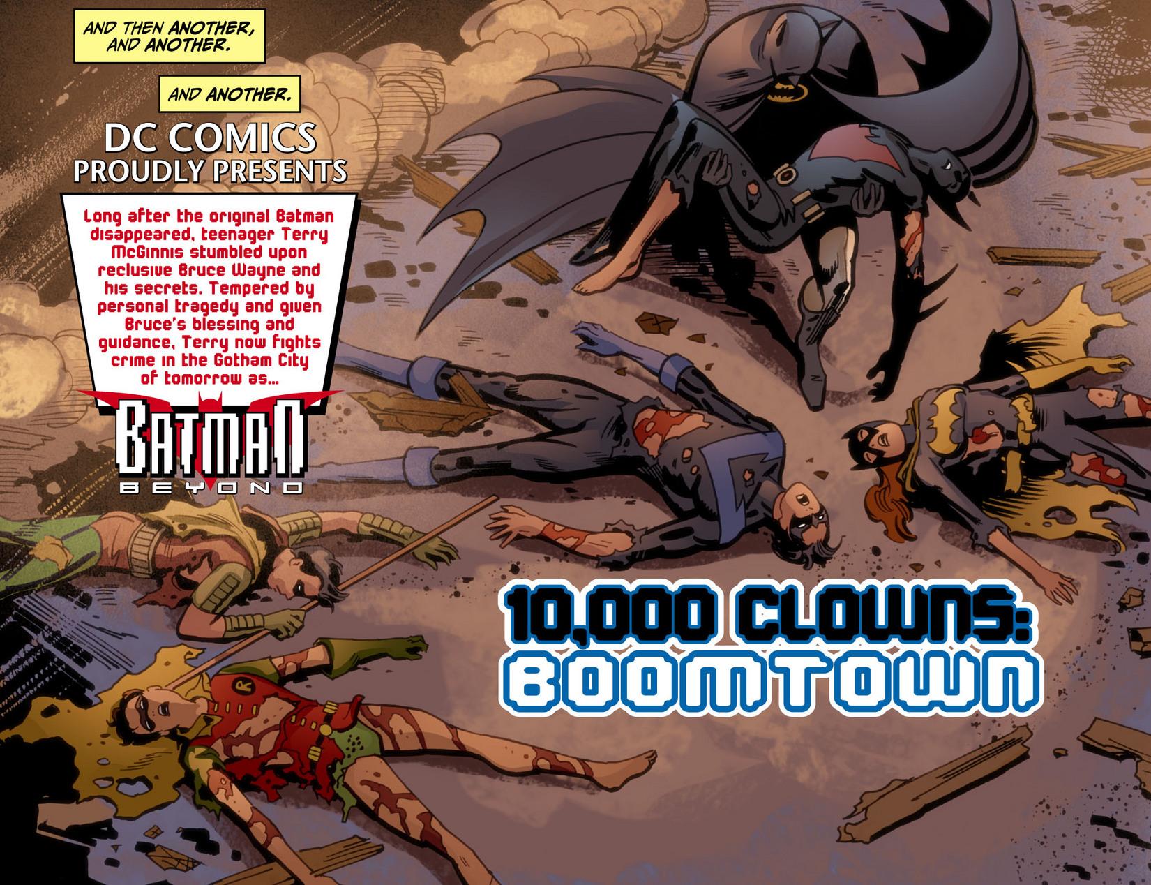 Batman Beyond (2012) Issue #11 #11 - English 4