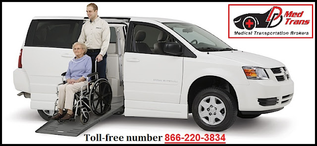 Professional Medical Transportation in Arizona