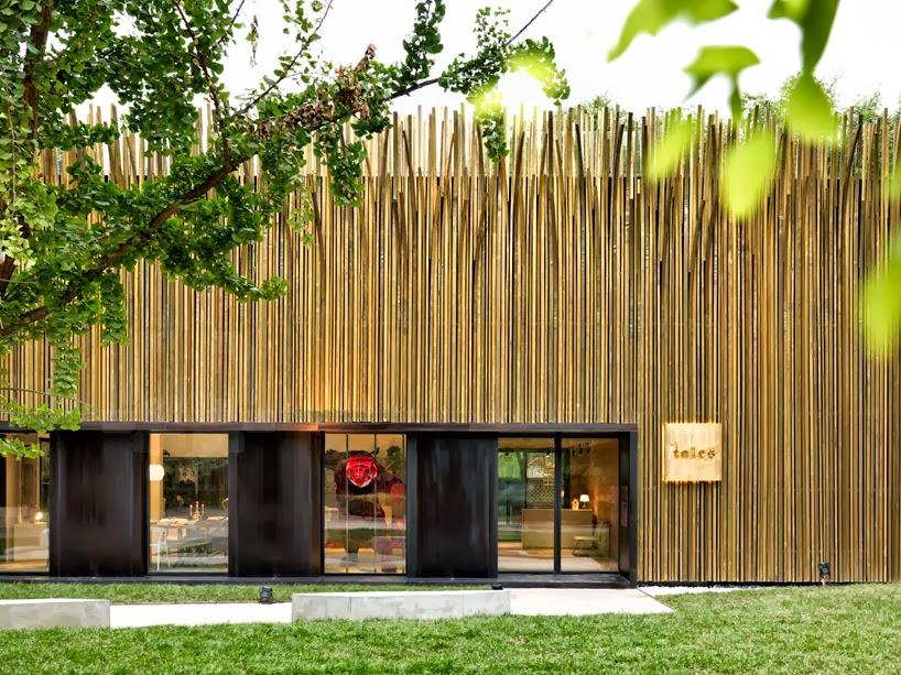Luca Nichetto, Pabellón Tales, Tales Pavilion, Pekín, Beijing