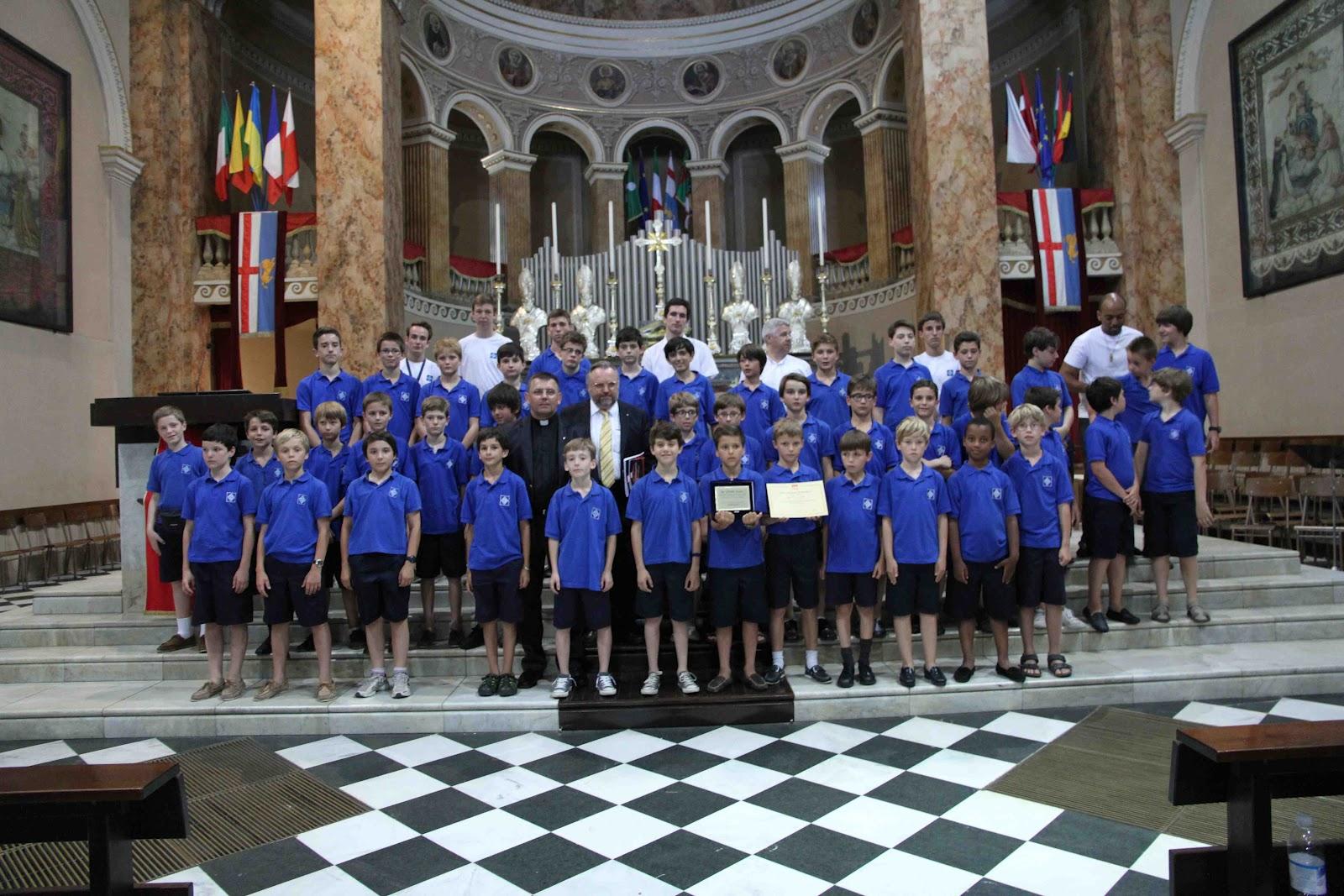 Les petits chanteurs de bordeaux juillet 2012 - Les petits hauts bordeaux ...