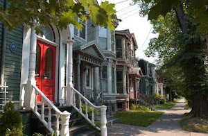Colorful Halifax Homes