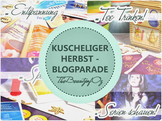 Kuscheliger Herbst - Blogparade