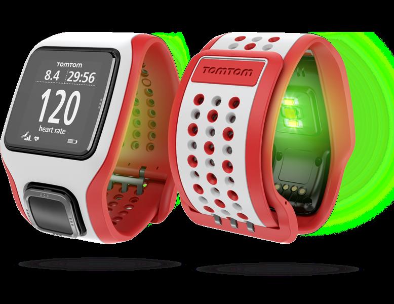 Pora na Majora : Test zegarka TomTom Runner Cardio