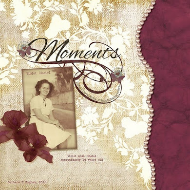 Scrapbooking Digitally...