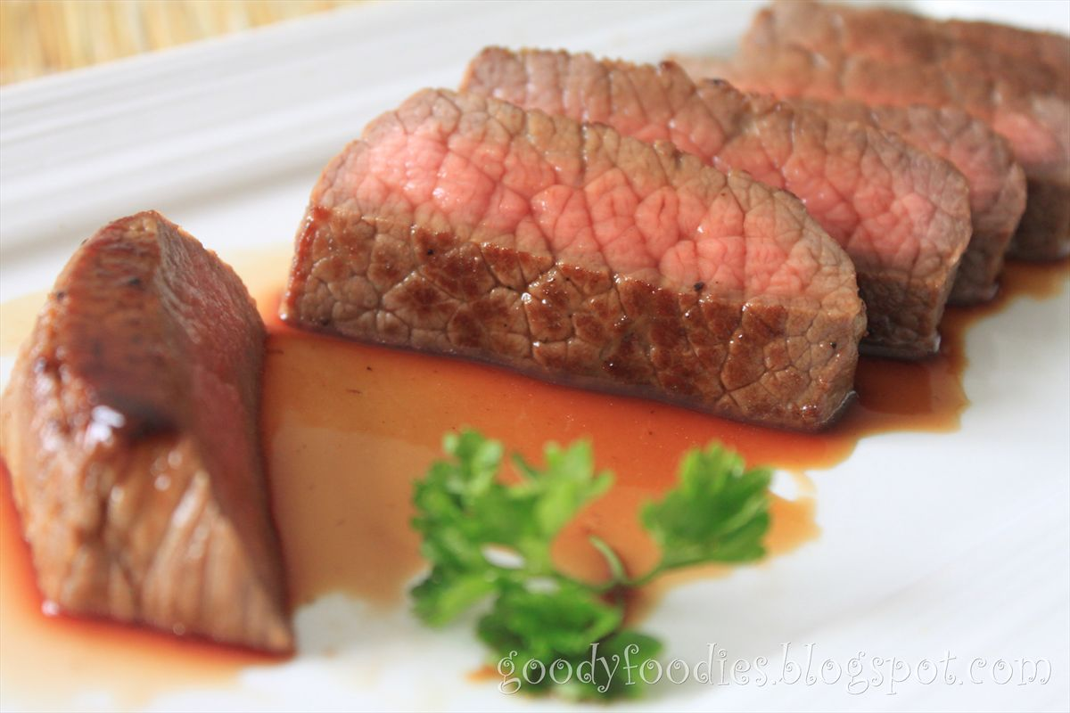 Cooked Beef Meat