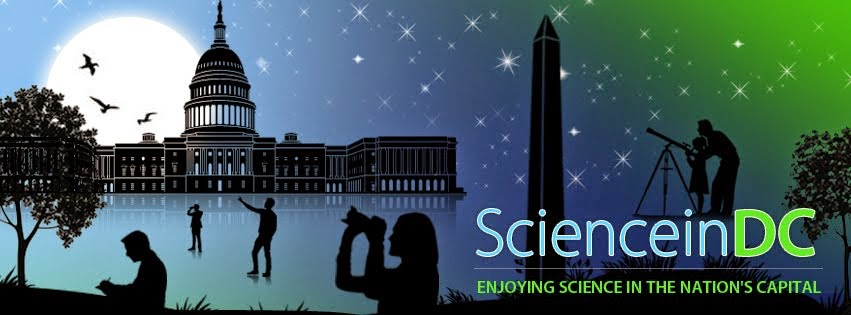 Science in DC Banner