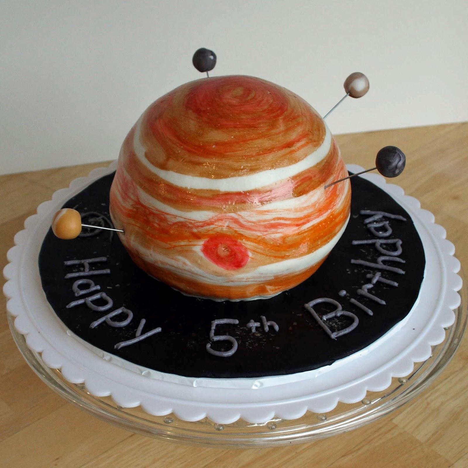 planet jupiter cake - photo #24