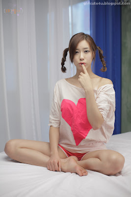 Kim-Ha-Yul-Heart-very cute asian girl-girlcute4u.blogspot.com