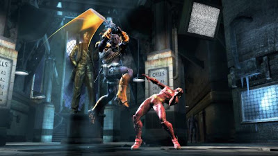 Injustice Gods Among Us Screenshots