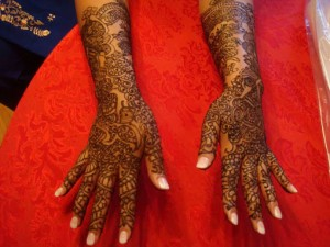 Gorgeous Bridal Mehndi Designs : Pakistani bridal mehndi designs