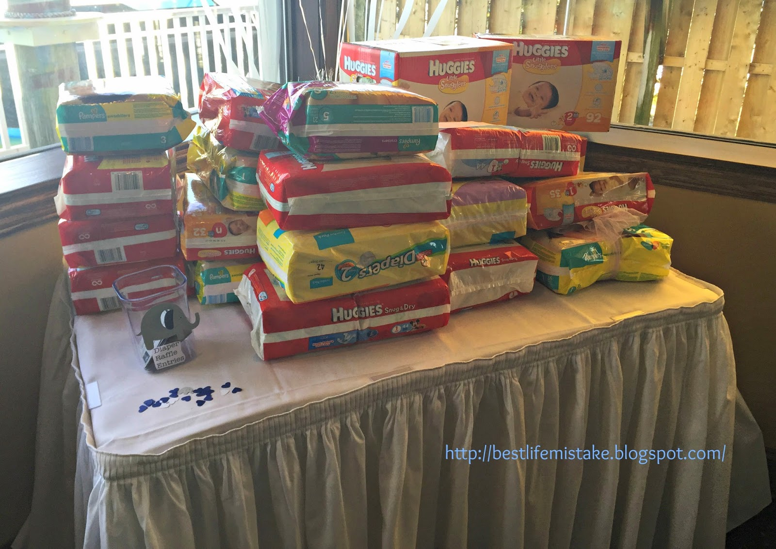 they got a ton of diapers they won 39 t last as long as they think they