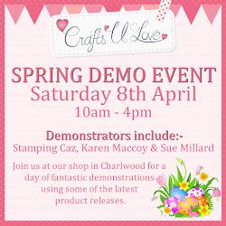 Spring Demo Event