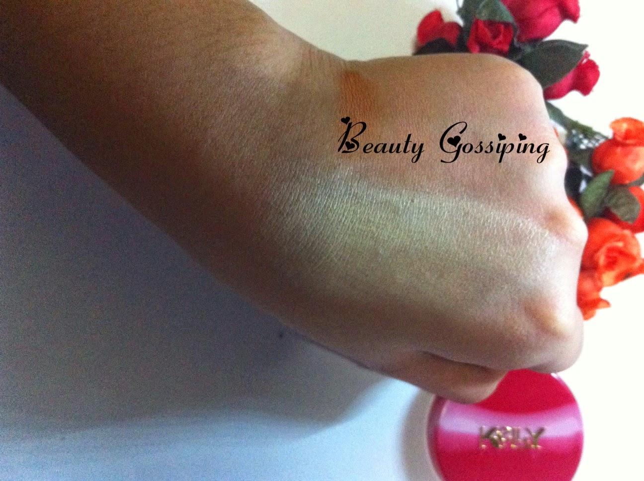 Kelly Pearl Cream | Beauty Gossiping