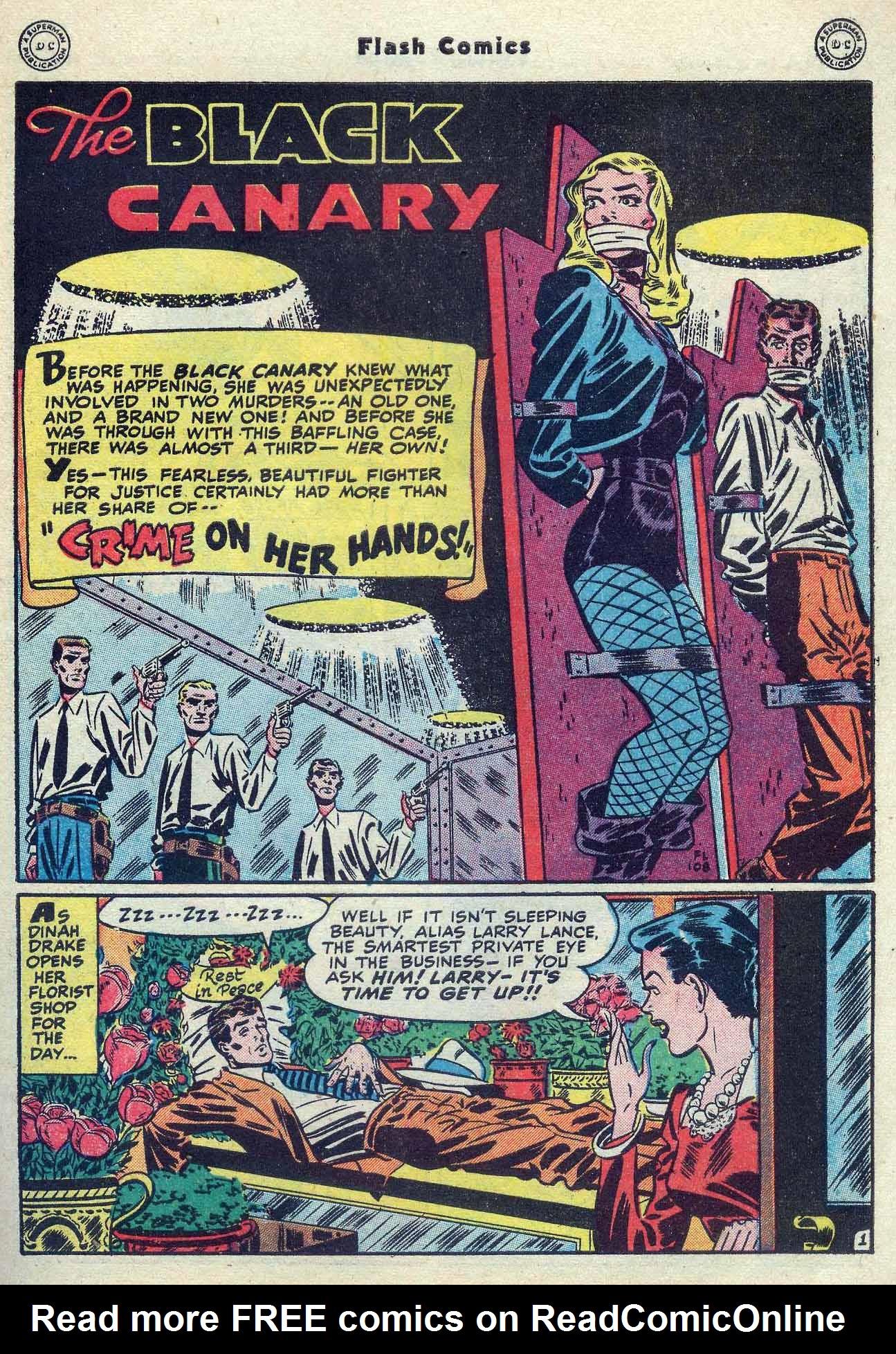 Flash Comics Issue #104 #104 - English 41