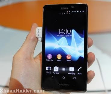 Sony Xperia T : Hands-On Review, Specs & Features