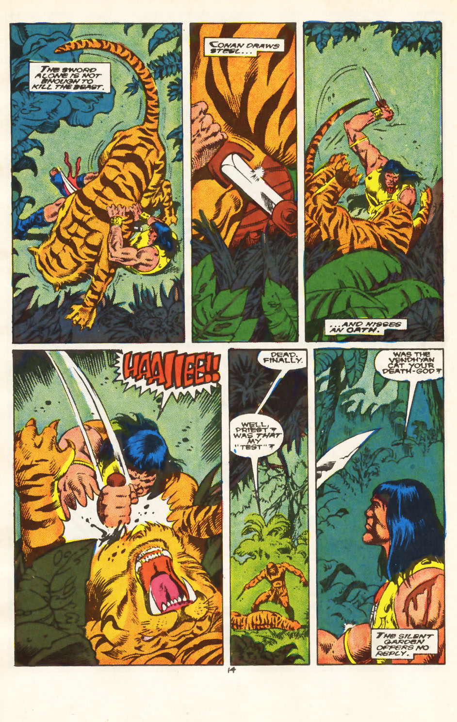 Conan the Barbarian (1970) Issue #213 #225 - English 12