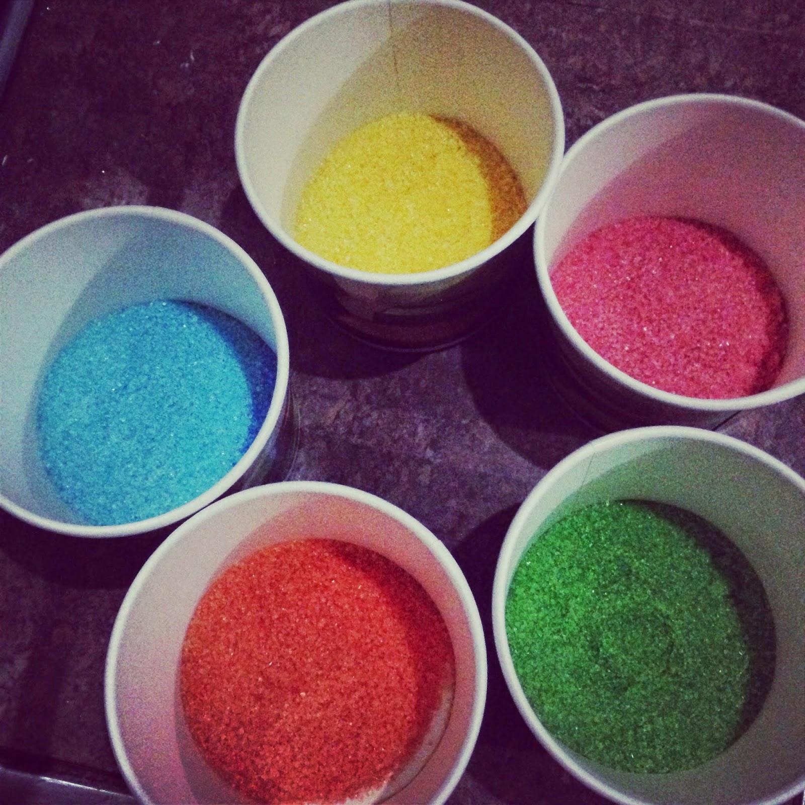 Как сделать краски из пигмента