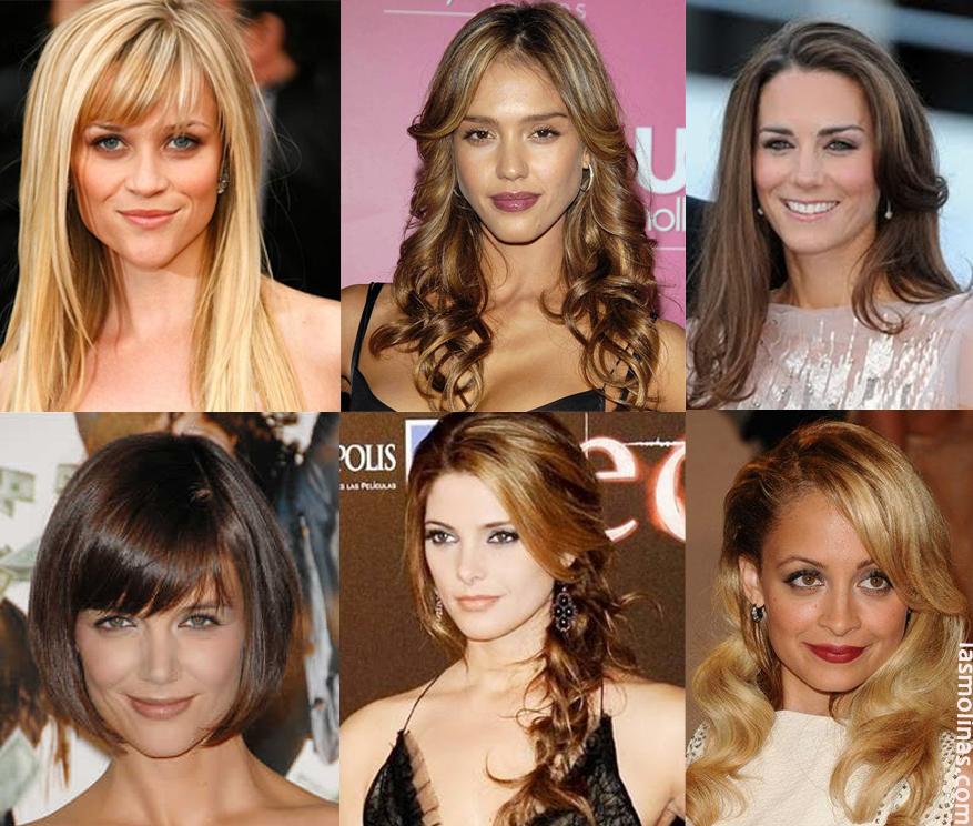 de dia evita llevar peinados muy elaborados y sobrecargados