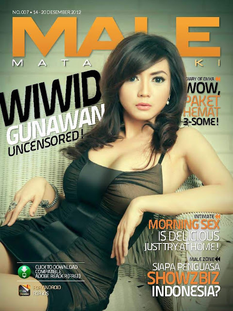 Download Majalah Male Edisi 007 12 Desember 2012