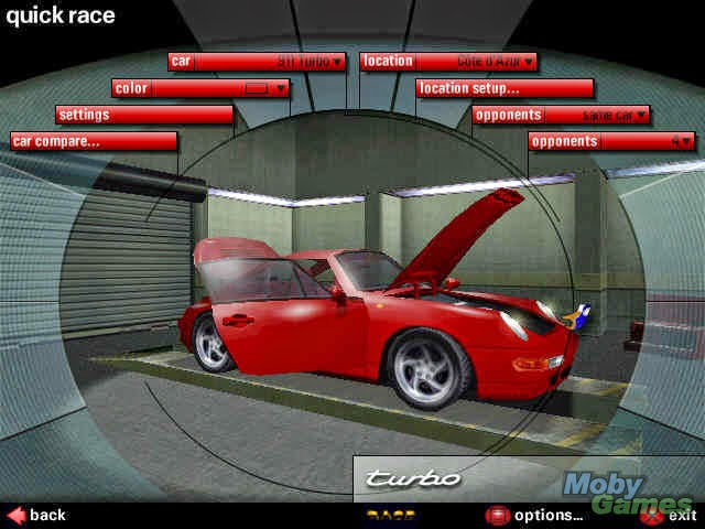 need for speed porsche android