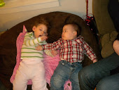 2011: Playing with Cousin Uriah