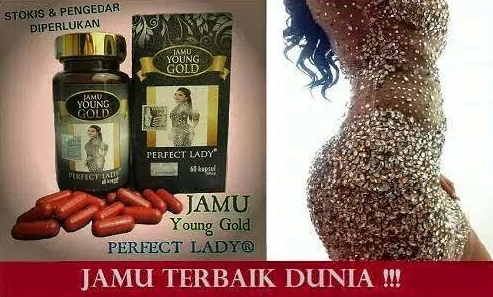 jamu young gold