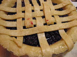 Weaving the Lattice Top Crust
