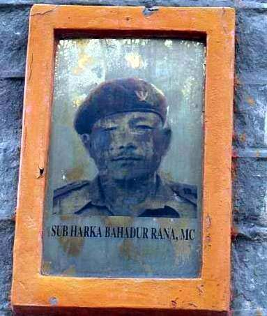 Gorkhali Legend - Subedar Harka Bahadur Rana who saved Kargil for India