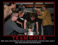 como formar equipos de trabajo