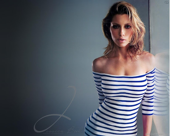 Jessica Biel Latest Wallpaper