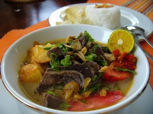 Soto Tangkar Special