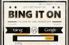 Bing vs Google Bing It On