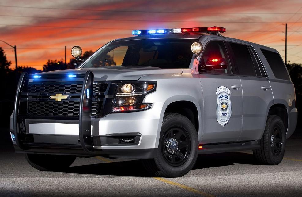 2014 Chevrolet Tahoe PPV