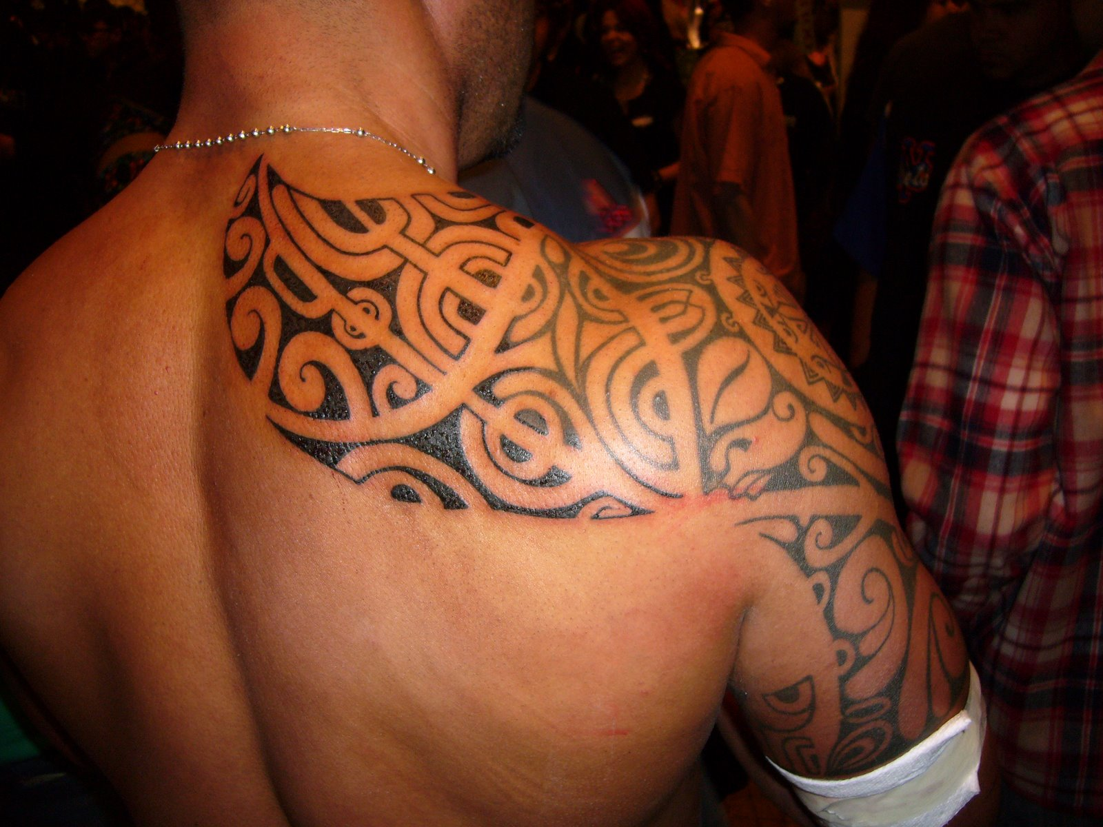 Tumblr tattoo tattoos for men shoulder designs for Tattoo ideas men shoulder