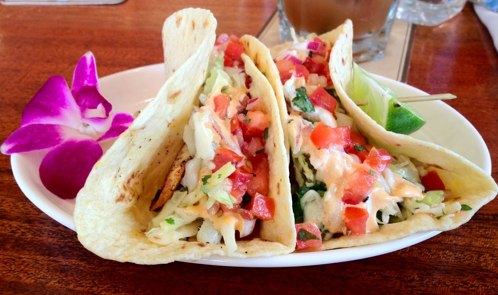 30 something travel best fish tacos in maui for Good fish for fish tacos