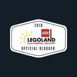 2018 Official Legoland Blogger