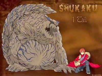 Shukaku (Ichibi) si Ekor 1