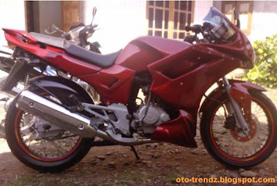 Variasi Modif Tiger  fairing modifikasi Honda tiger