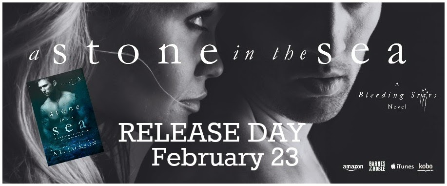 Release Blitz + Giveaway – A Stone in the Sea by A.L. Jackson