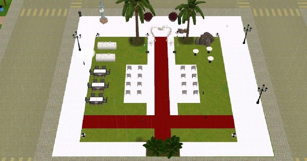 Simsomania3 Jak Zorganizować Wspaniały ślub W The Sims 3