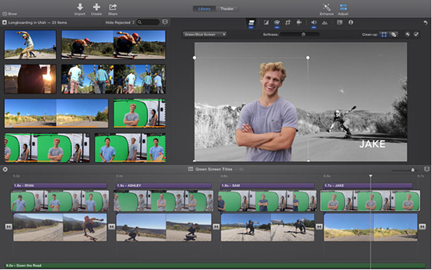 An Insight into Apple iMovie app and its New Version